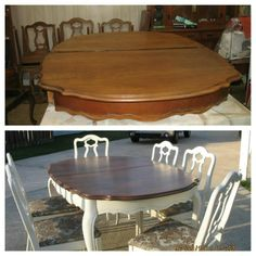 How to Build a Dining Room Table and Bench
