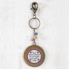 Key Chains that sparkle...just like you!