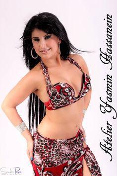 Atelier Yasmin Hassanein - Trajes para Dança do Ventre - Bellydance Costumes: Professional Bellydance Costume by Atelier Yasmin ...