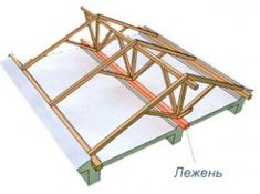 Лежень A Frame House, Roof Structure, Attic, Sweet Home, Building, Home Decor, Shelter, Garage, Design