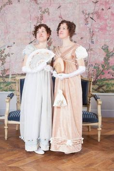Regency Balls of December and January