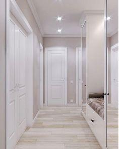 Kitchen Room Design, Home Room Design, Interior Design Living Room, Living Room Designs, House Design, Flur Design, Design Design, Home Entrance Decor, Hallway Designs