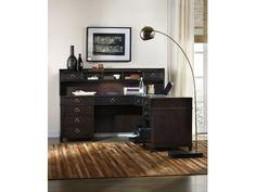 Hooker Furniture Kendrick L-Shaped Group, Kendrick L Desk (N) 1060-10479