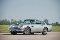Aston Martin DB5 - Well hello hello