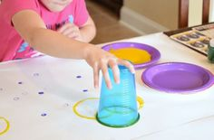 Circle Art Process P