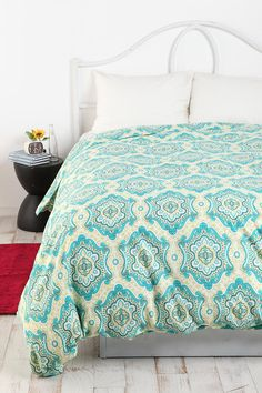LOVE this bedding. Can I redo my room now?