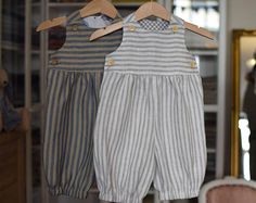 Baby romper Baby boy linen romper Toddler boy long Overall Baby long romper Baby boy clothes . Baby romper Baby boy linen romper Toddler boy long Overall Baby long romper Baby boy clothes birthday outfit Baby jumpsuit White striped, Trendy Toddler Boy Clothes, Cool Baby Clothes, Toddler Girl Style, Toddler Boy Outfits, Kids Outfits, Hipster Toddler, Cheap Outfits, Diy Clothes, Baby Jumpsuit