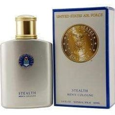 Us Air Force By Parfumologie Stealth Cologne Spray .67 Oz (unboxed)