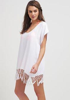 Bestill Seafolly STARLIGHT - Strandutstyr - white for kr 629,00 (10.06.16) med gratis frakt på Zalando.no Seafolly, Cover Up, Dresses, Fashion, Tunic, Gowns, Moda, Fashion Styles, Dress