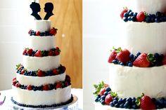 Wedding Cake Flavor Trends 2014