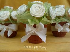 Cupcake Bouquets                                                       …