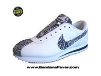 super cute 8f5f1 7e9e5 ... ireland bandana fever bandana fever custom bandana nike cortez leather  white navy navy 26653 e0ee1