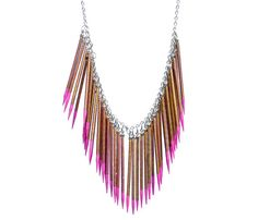 Dipped necklace