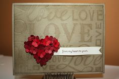 PPA 128 PS I Love You SUO by triciabarber - Cards and Paper Crafts at Splitcoaststampers
