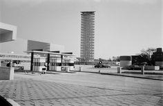 Congresgebouw Den Haag, J..J.P. Oud