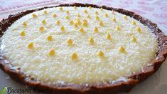 Tarta la rece cu crema de lapte si biscuiti reteta tarta Biscuit, Deserts, Recipes, Food, Essen, Postres, Meals, Crackers, Dessert