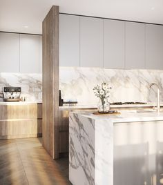 Butler & # s Pantry – Own Kitchen Pantry Kitchen Butlers Pantry, Butler Pantry, Kitchen Cabinetry, Kitchen Flooring, Hidden Kitchen, Kitchen Cupboard, Modern Kitchen Design, Interior Design Kitchen, Kitchen Designs