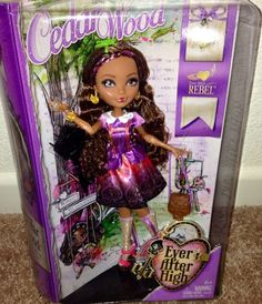 Ever After High Briar Thronecoming Book Playset Replacement Doll Bed Diorama And Digestion Helping By Brand, Company, Character