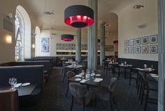 Amarone (Edinburgh, UK) | CM Design Consultants | Restaurant and Bar Design Awards