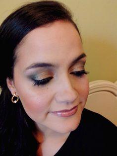 #peinado #maquillaje #novia #shower #fiorellamancinellimakeup #lima #peru #bridal #shower #makeup #hairstyle #side #curls