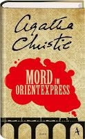 Rezension: Mord im Orientexpress - Agatha Christie Agatha Christie, Hercule Poirot, Star, Books, Entertaining, Train, Night, Livros, Book