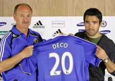 Remember Deco - so handsome