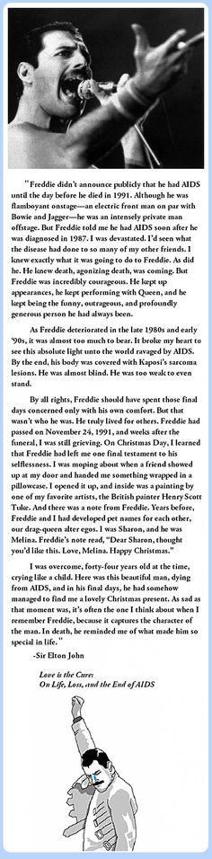Freddie Mercury and Elton John Tribute****