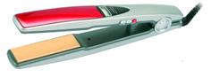 DIGITAL CERAMIC di JOHNSON è una piastra stira capelli con controllo digitale della temperatura da 130°C a 200°C. Le sue piastre, dalle punte arrotondate consentono oltre che a stirare il capello di arricciare o ondulare la capigliatura, inoltre essendo realizzate in ceramica garantiscono uno scorrimento ottimale e rapido del capello. Grazie ad un sistema di riscaldamento ultrarapido è pronta in pochi secondi e con il cordone girevole è facile da usare in qualsiasi condizione.
