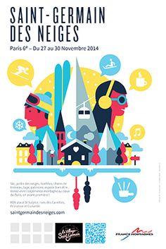 Du 27 au 30 novembre 2014, Saint-Germain des Prés devient Saint-Germain des Neiges. La place Saint-Sulpice est transformée en station de montagne avec de nombreuses activités gratuites : un big air, une piste de luge, un jardin des neiges, un simulateur de ski, un atelier de fartage, une piste de ski de fond équipée d'un pas de tir à la carabine laser…