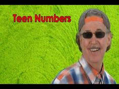 The Teen Numbers Rap has a fun rap beat and teaches kids how to say and write the teen numbers. Your children will clearly be able to see all of the teen numbers. I designed this song about the numbers in the teens because teachers tell me that these are Math Songs, Kindergarten Math Activities, Preschool Math, Math Classroom, Fun Math, Teaching Math, Maths, Teaching Resources, Teaching Teen Numbers