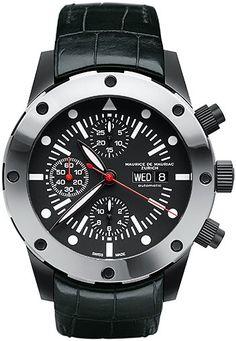 Maurice de Mauriac Chronograph Diver