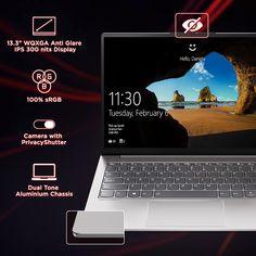 Lenovo ThinkBook 13s 20V9A05HIH Price in India ( 11th Gen Core i5 / 16GB / 512GB SSD ) 3