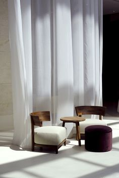 Interior by Matteo Thun & Partners - chairs by ...
