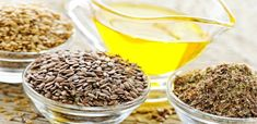 Healing, Detox and Weight Loss Flaxseed Tea
