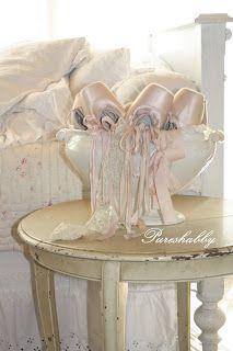 Ballet slippers (from Pureshabby)