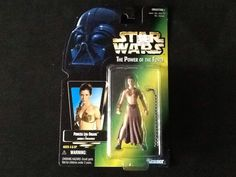NEW LISTING STAR WARS POTF JABBA'S PRISONER SLAVE PRINCESS LEIA ORGANA ACTION FIGURE KENNER