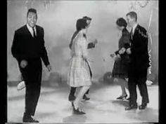 ▶ Chubby Checker - Pony Time - the loosening of dance moves to the masses starting in