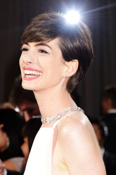 Anne Hathaway just won Best Supporting Actress at this year's Academy Awards. No surprise there!