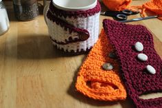 Awesome Coffee Mug Cozy pattern | StormFly Crafts