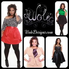 Wole' Designs Winter 2013/2014 Collection https://www.woledesigns.com/index.php/what-s-hot.html
