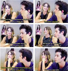 dylan o'brien and shelley hennig