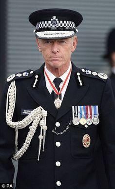 Sir Bernard Hogan-Howe retires as Met Police Commissioner