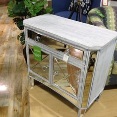 Marvelous End Table At HomeGoods  $199