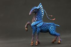 Pa'li - Avatar horse by hontor on DeviantArt Fantasy Creatures, Mythical Creatures, Avatar James Cameron, Avatar Movie, Aliens, Cartoon Monsters, Cute Polymer Clay, Creature Design, Dark Art