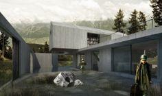 Casa imaginaria para el silencio / Dellekamp Arquitectos (1)
