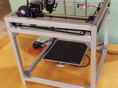 Eclips3D - High Resolution CoreXY 3D Printer by DDeGonge888 - Thingiverse