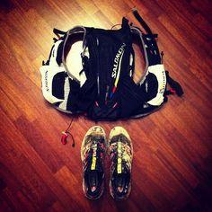 Done (180, trails, hills, easy) #axslz #running #salomon #trail #unitedrunners