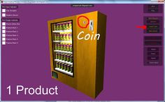 Free PLC Training about Snack Vending Machine. All FREE for You.