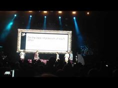 One Direction- Do the best impression of each other- Las Vegas 06/09/2012