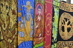 Индийские покрывала/ Ом/ Шива/ Будда/ Ганеша